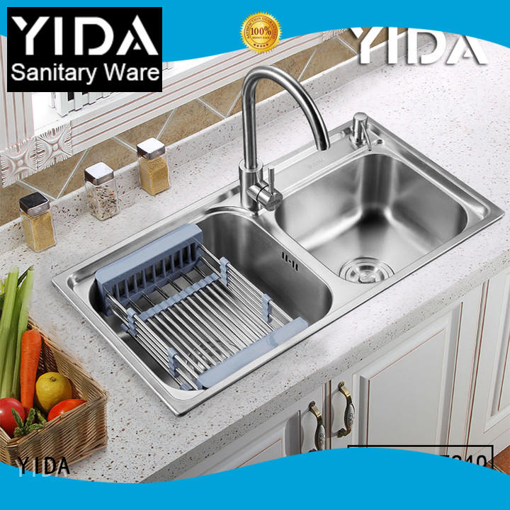 YIDA stainless steel kitchen sinks perfect for