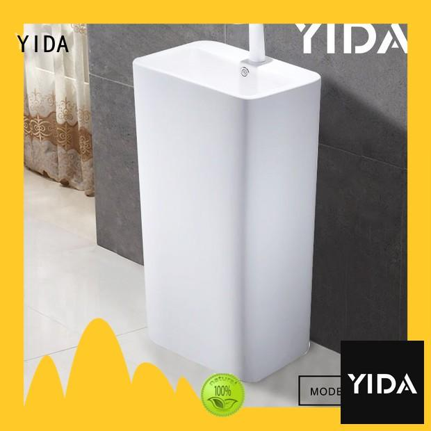 YIDA free standing sink best choice for bathroom