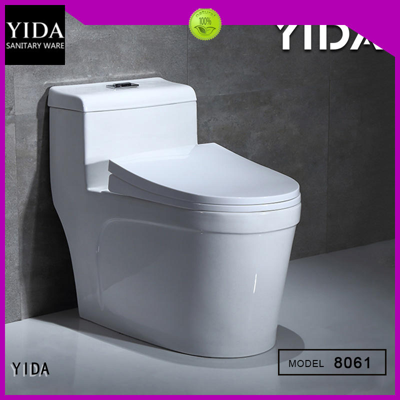 YIDA comfort height toilet bathroom