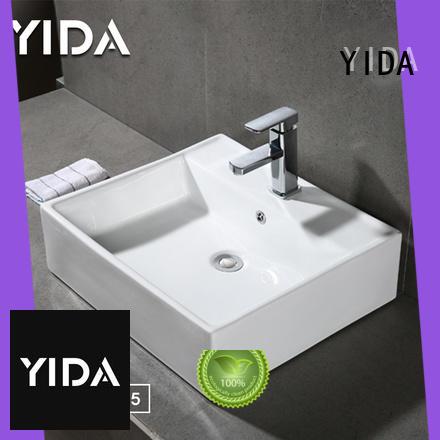 YIDA hand basin best choice for restaurant water closet