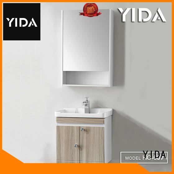 YIDA high grade modern bathroom vanities popular for home