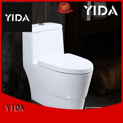 YIDA cost effective rimless toilet very useful for home