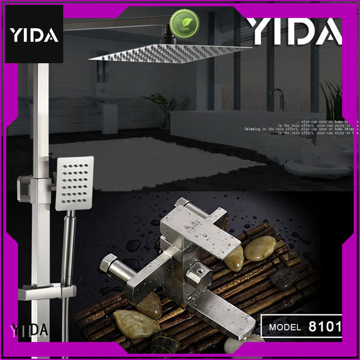 YIDA bathroom shower faucets optimal for