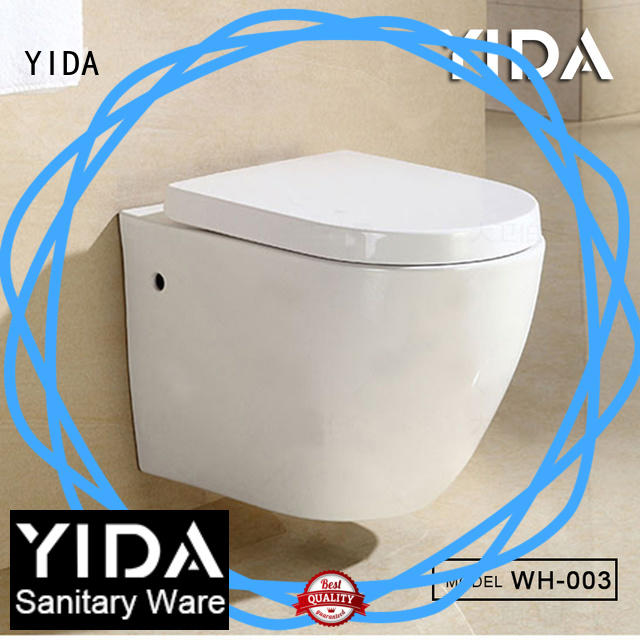YIDA wall hung toilet best choice for WC