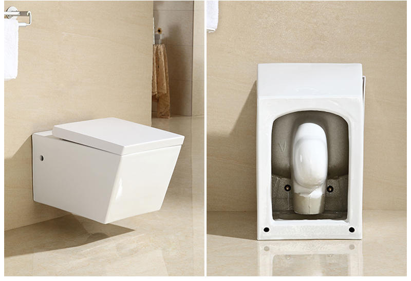 Hotel wall hung toilet wc for Malaysia - WH-020