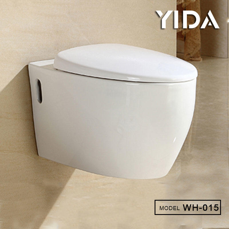 Wall mounted water closet for rimless Saudi Arabia - WH-015