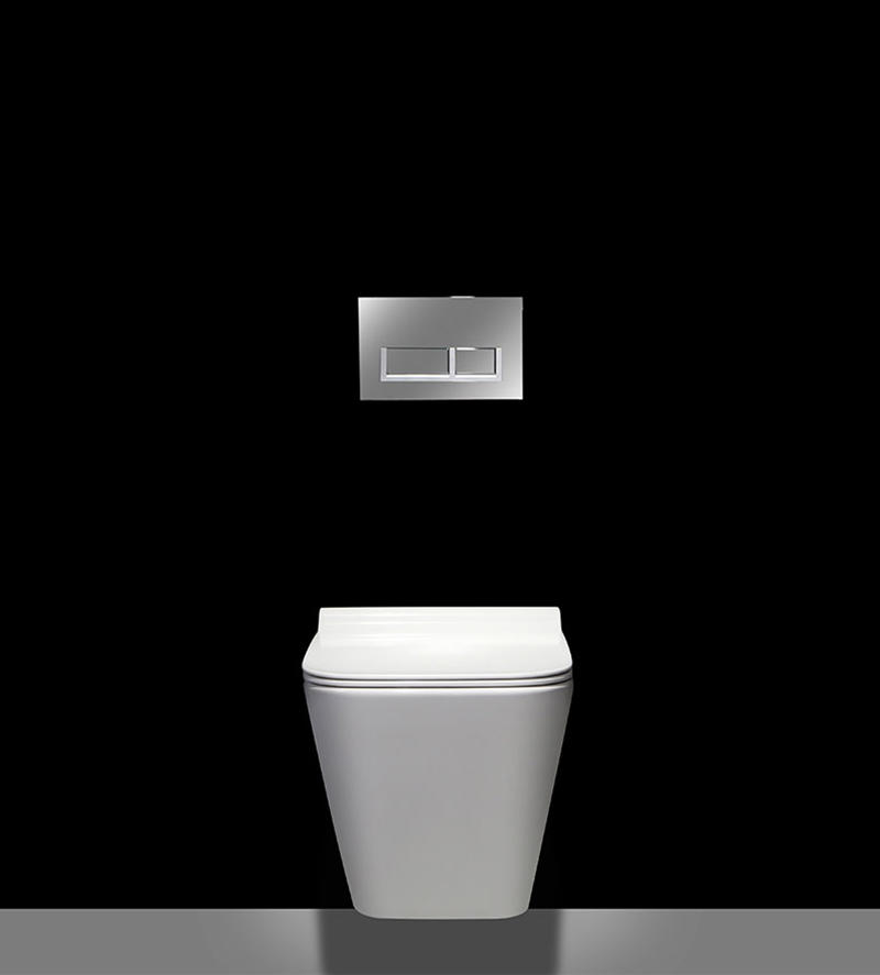European CE Rimless Wall Hung Toilet for WC WH-028