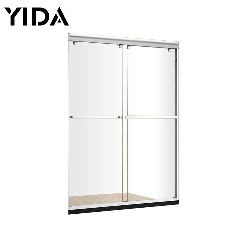 Shower Room Screen Door with Sliding Glass Door - FL5002