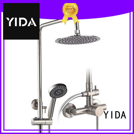 YIDA good quality shower faucet set best choice for hotel