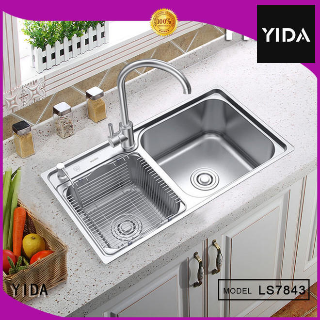 YIDA stainless steel undermount sink perfect for home