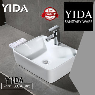 YIDA countertop basin apartment building
