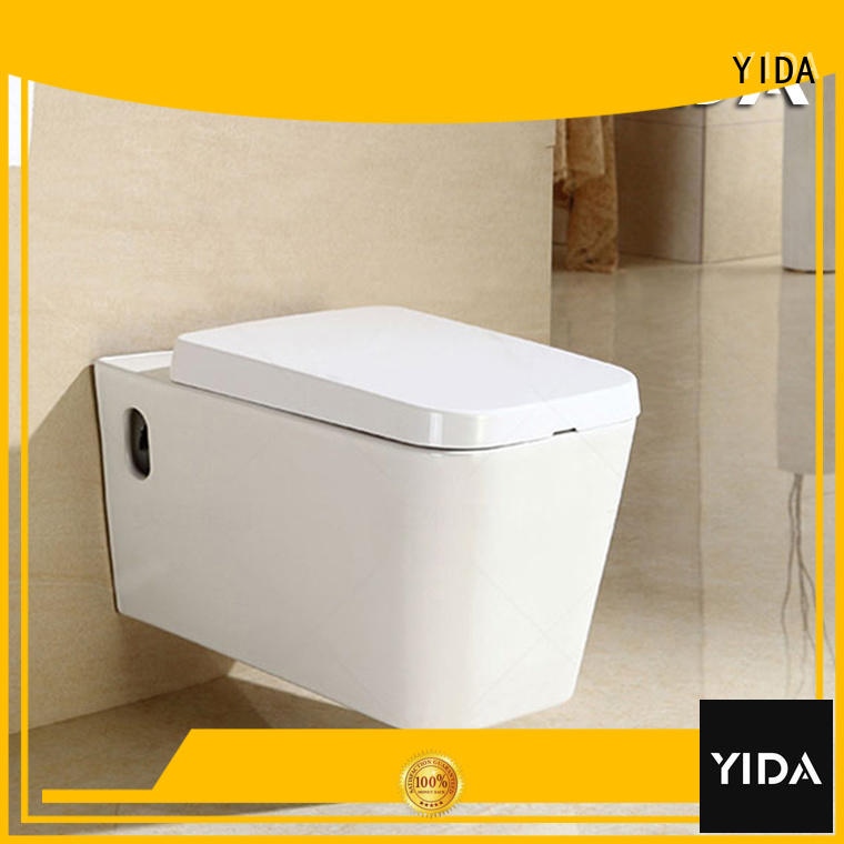 good quality wall flush toilet excellent for home