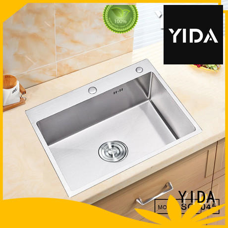 YIDA drop in stainless steel sink needed for kitchen