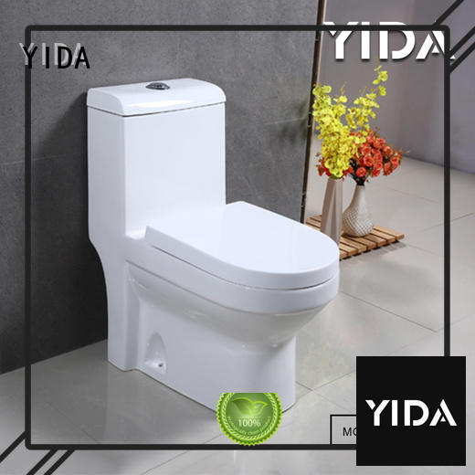 YIDA modern s trap toilet widely employed for