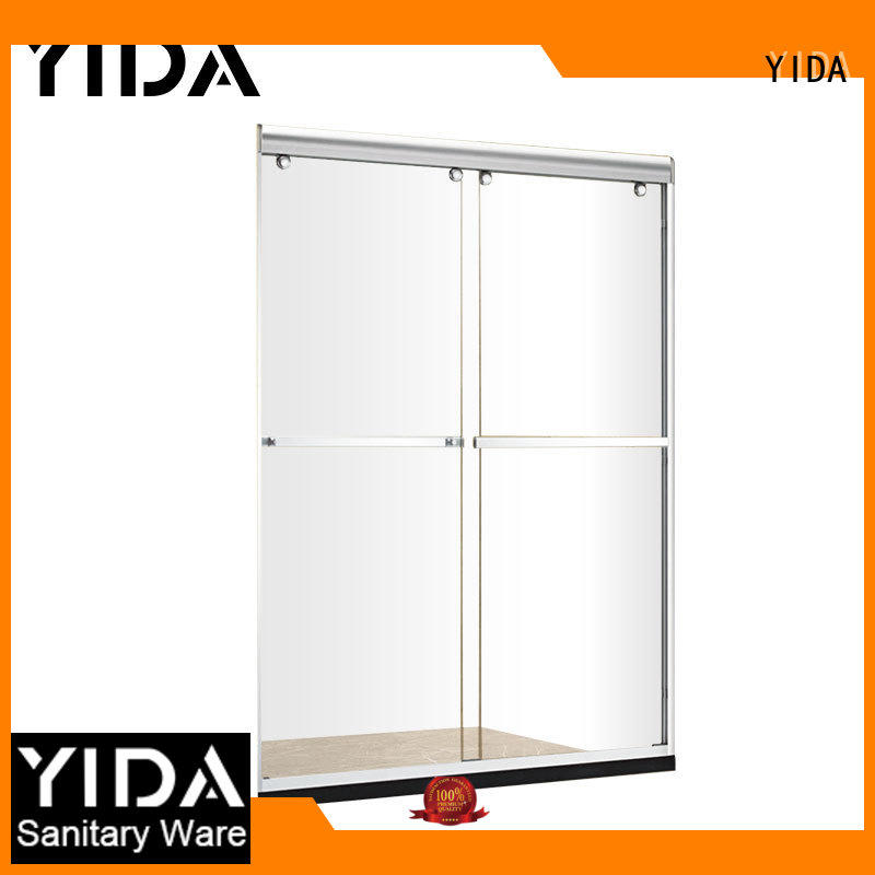 YIDA good design wet room manufacturer widely applied for house