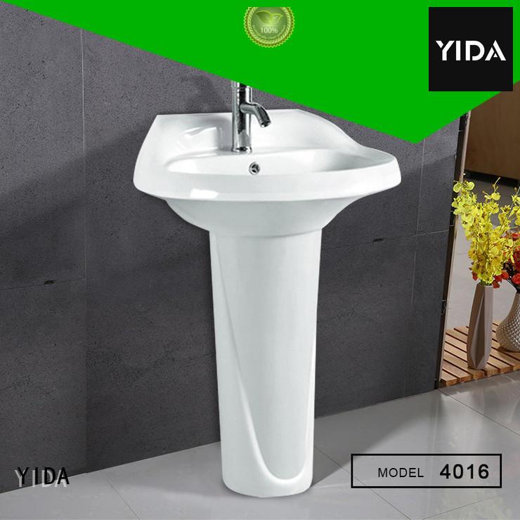 YIDA ceramic basin great for hotel