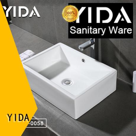 durable art basin factory popular for restaurant water closet