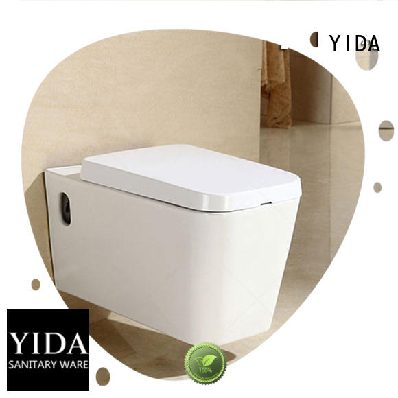 YIDA wall hanging commode manufacturers optimal for