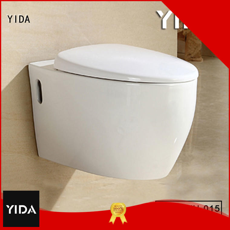 good quality wall hung toilet excellent for hotel